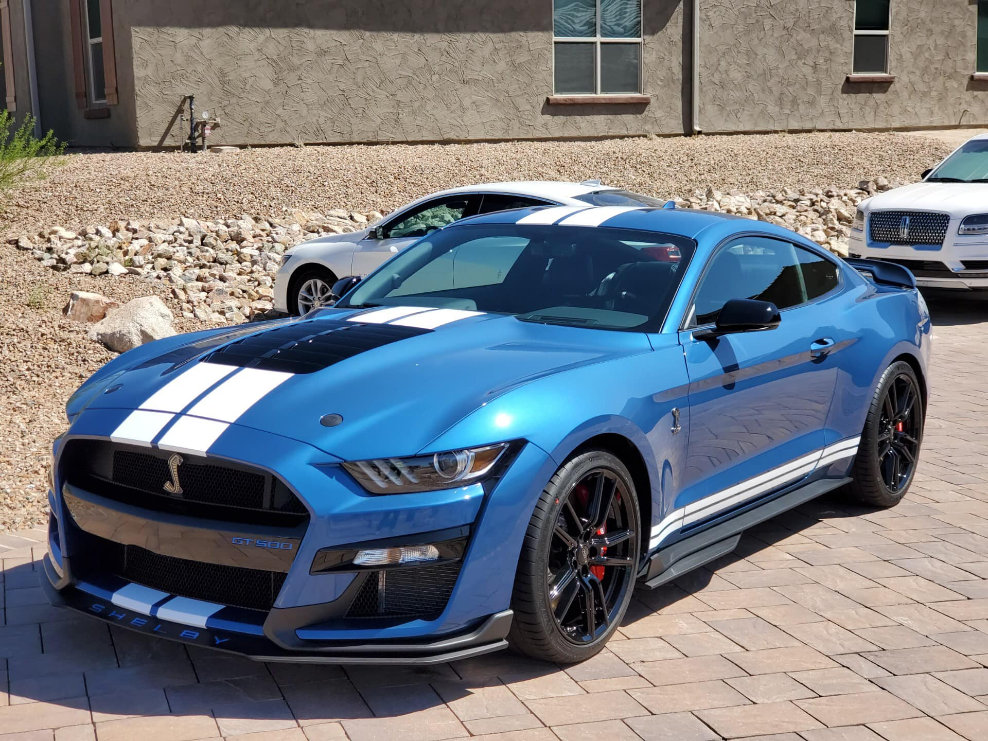 Shelby GT500 Front