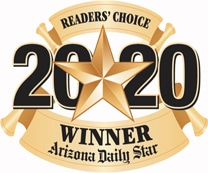 2020 Reader's Choice Award